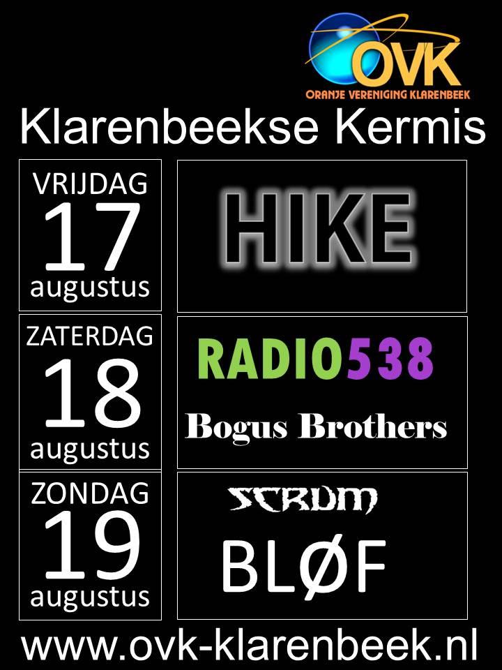 Programma Kermis 2012