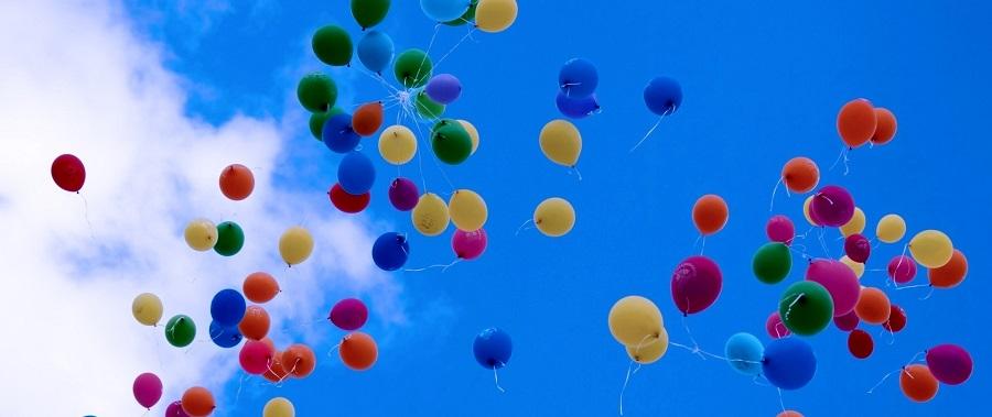 Uitslag ballonnenwedstrijd 2013 bekend