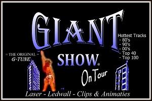 Giant DJ Show