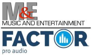 Factor Pro Audio + Music & Entertainment