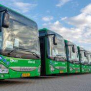 Busvervoer op de Zaterdag!